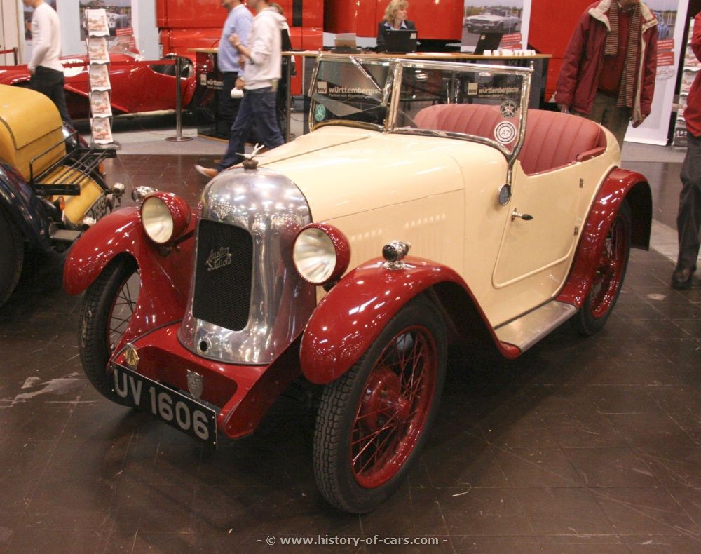 1928 cars of the world | 1928 seven swallow sidecar sports - the ...