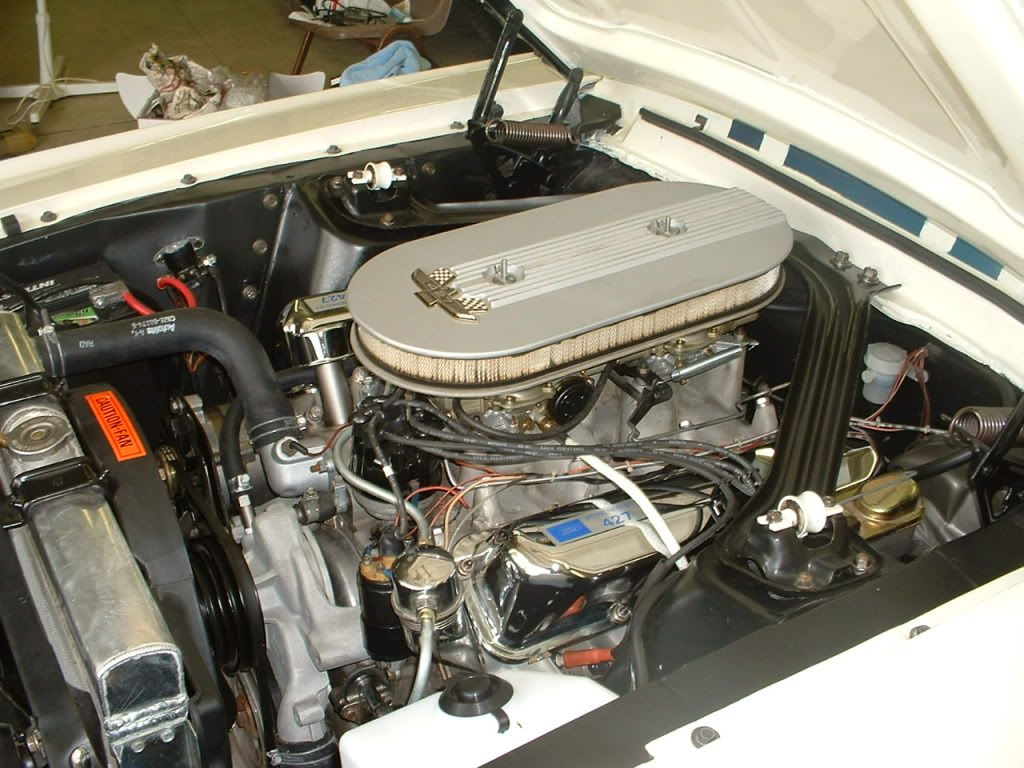 1968 Mustang Fastback 427 Fe Tunnel Port 4 Speed Mustang Fastback 1968 Mustang Mustang