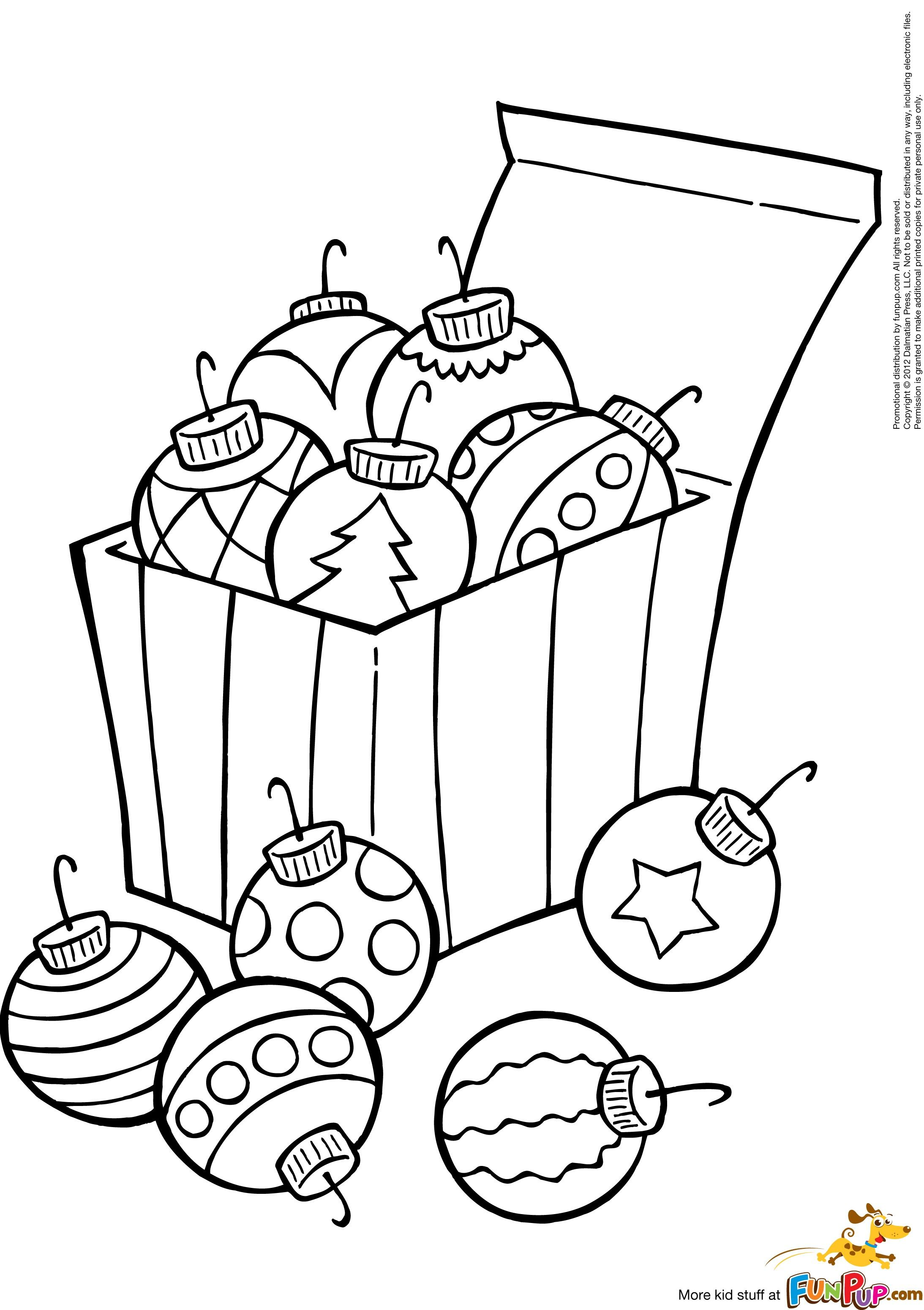 Christbaumkugeln At.Ausmalbild Christbaumkugeln Coloring Pgs Coloring Pages