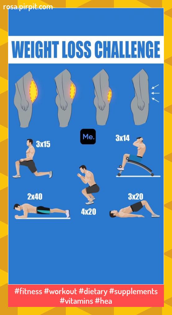 #fitness #workout #dietary #supplements #vitamins #hea #dietary #Fitness #hea #Perdita di Peso #supp...