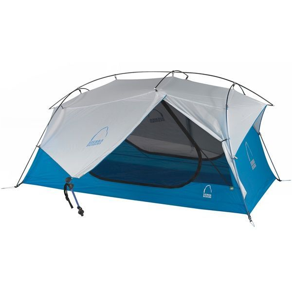 Sierra Designs Flash 2 Tent - 2-Person 3-Season in White/  sc 1 st  Pinterest & Sierra Designs Flash 2 Tent - 2-Person 3-Season in White/Blue ...