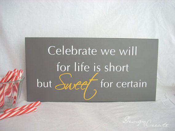 we celebrate life - photo #31