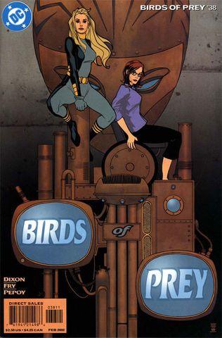 Birds of Prey #38
