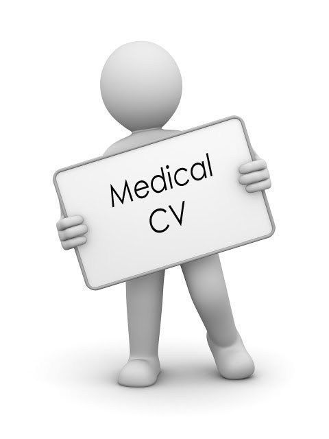 How To Write Academic Resume Medical Cv  Resume Academic Cv  Resume Interviewwinning .