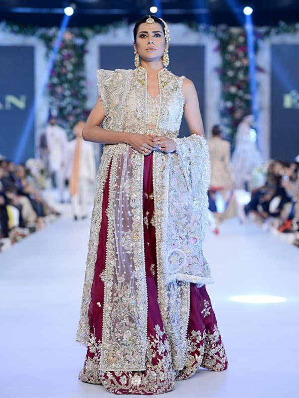 The PFDC L'Oréal Paris Bridal Week 2015 just ended recently and there were quite a few Bridal outfits that I loved...if you like bling, you cannot miss this