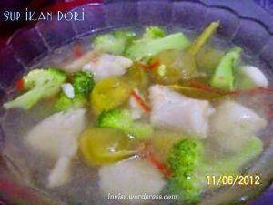 Sup Ikan Dori Resep Masakan Resep Ikan Dan Makanan
