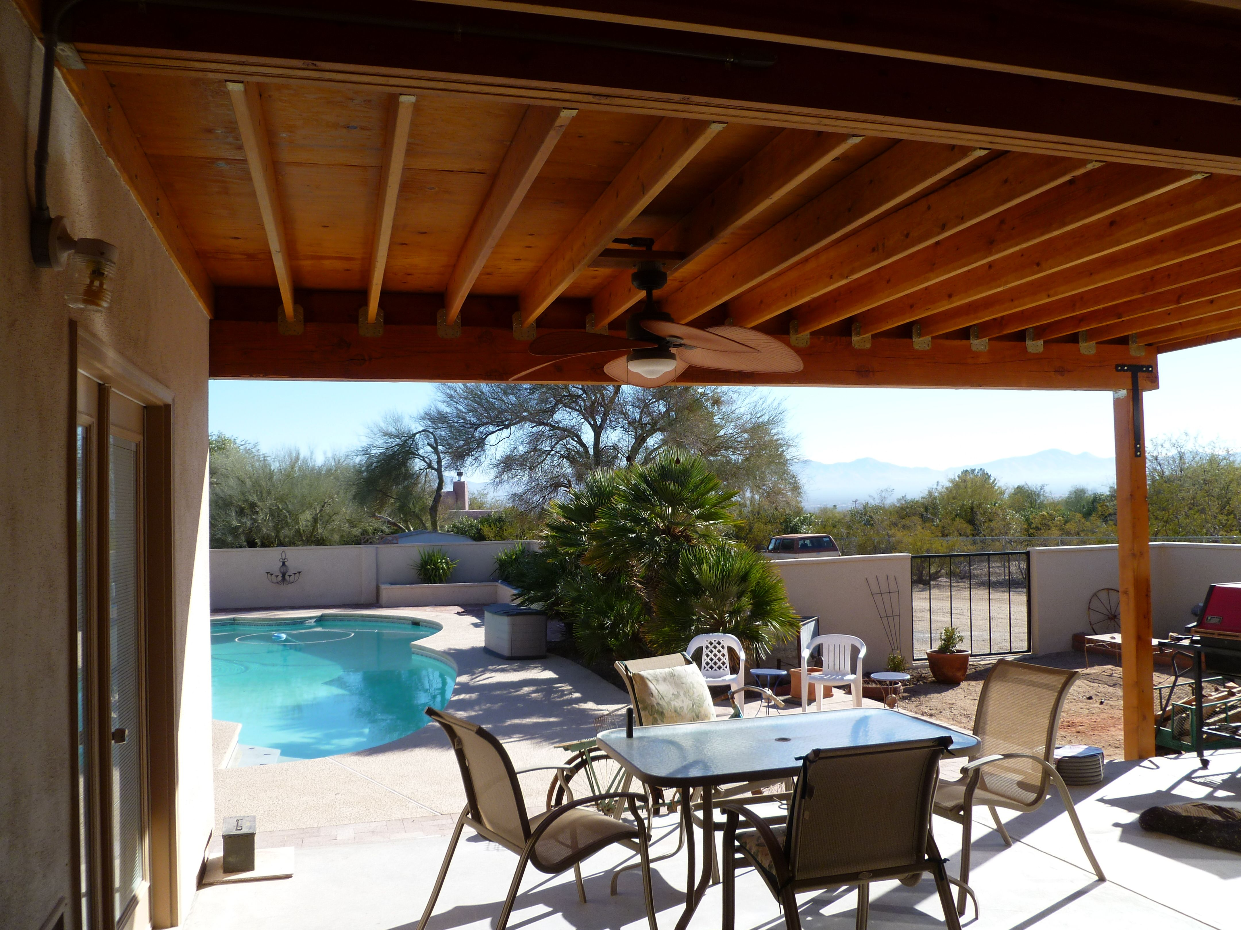 Best Plywood Finished Patio Roofs Google Search Patio Wish 400 x 300
