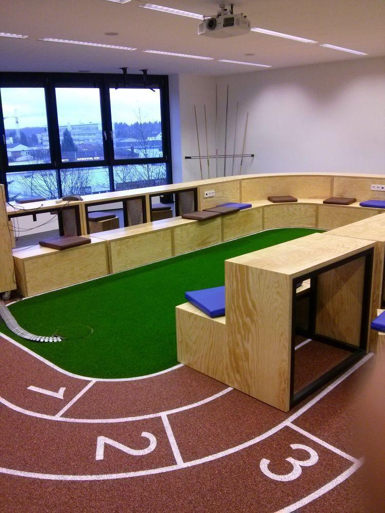 SAP-Büro in Waldorf | Office Agency Interieur | Pinterest | Büros ...