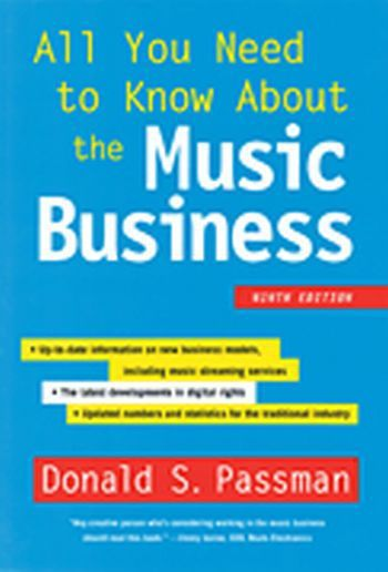 Music books plus all you need to know about the music business music books plus all you need to know about the music business 9th edition fandeluxe Choice Image