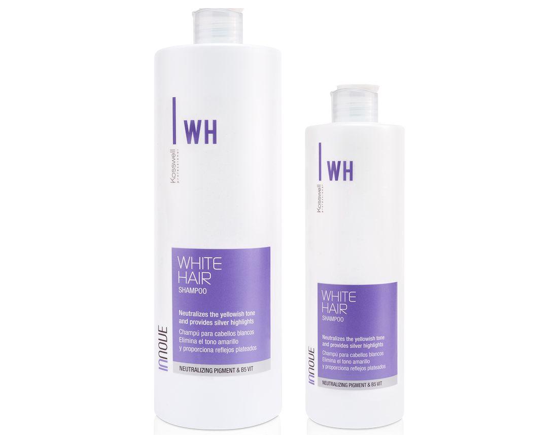 Shampoo Con Pigmento De Ultima Tecnologia Que Neutraliza El Tono