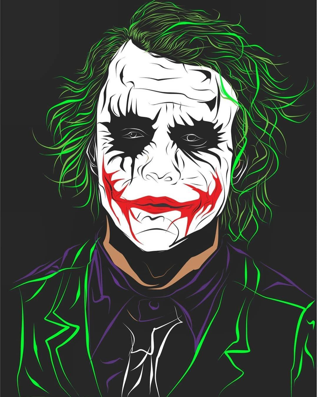 The Joker On Instagram Joker Lovers Is World S Number 1 Joker