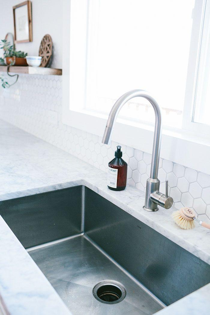 Best 25+ Kitchen sink faucets ideas on Pinterest   Apron sink ...
