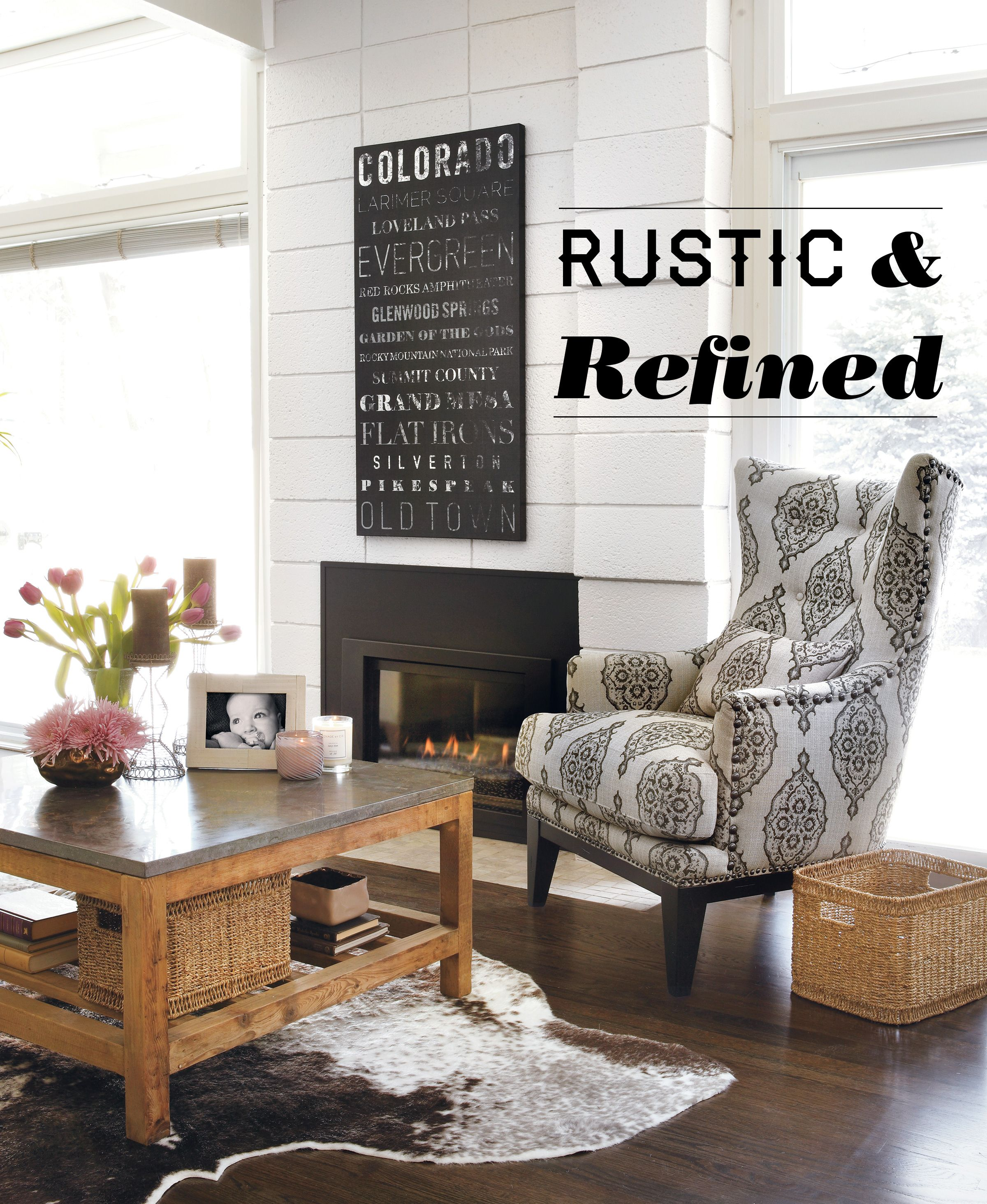 Home Decor Rustic And Refined Home Home Is Here Home Decor