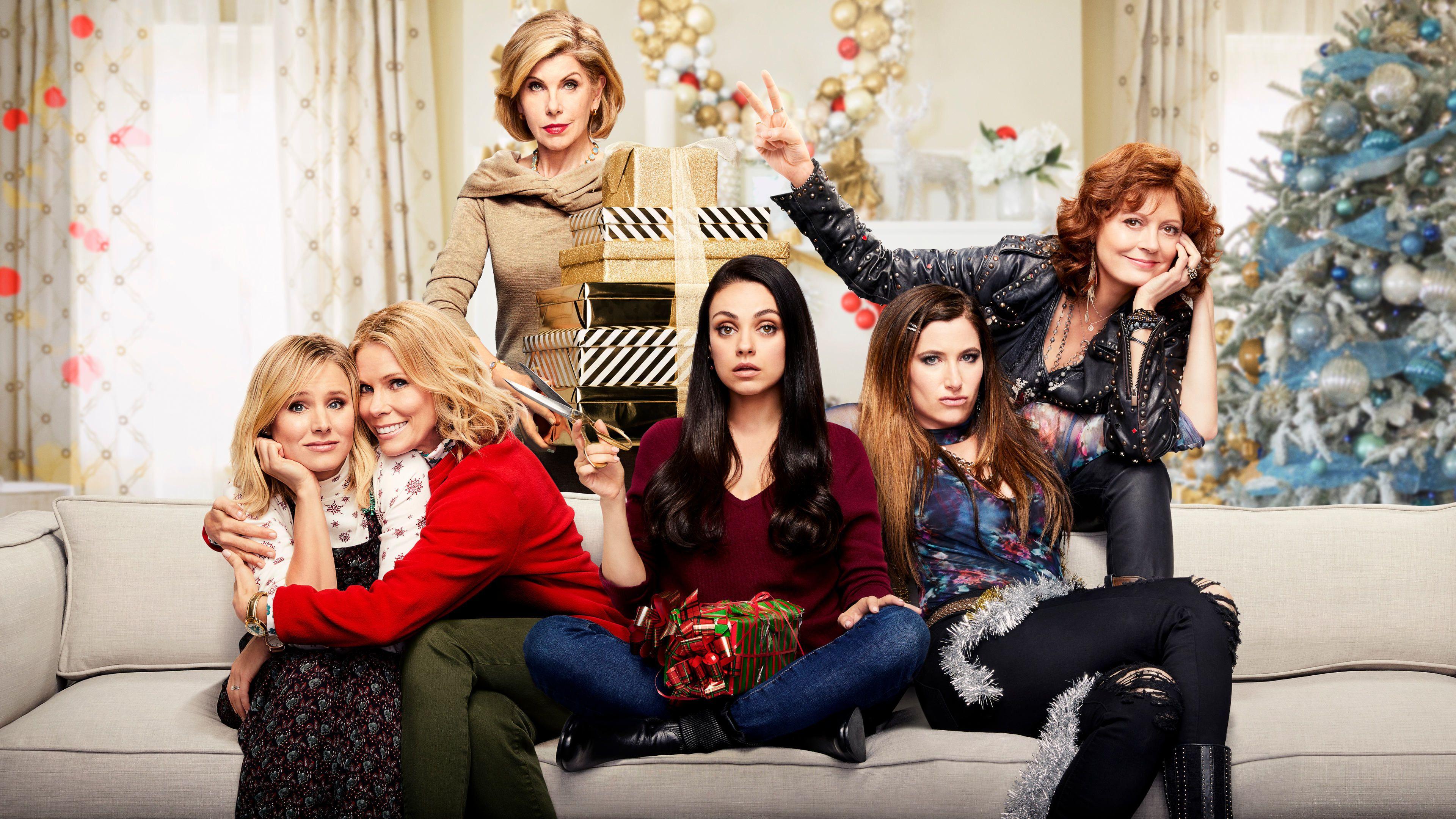 Watch Bad Moms Christmas.A Bad Moms Christmas Review Movie Reviews Christmas Mom