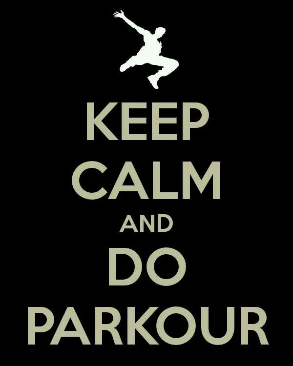 Do parkour
