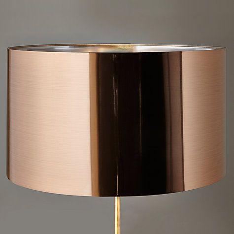 Buy John Lewis Copper Lampshade Online At Johnlewis.com