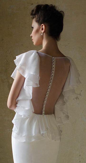 BIEN SAVVY 2013 wedding dress