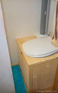 Die Trockentoilette   Eine Tolle Alternative Zum Chemieklo Im Wohnmobil.  Wir Zeigen Dir Die Vor