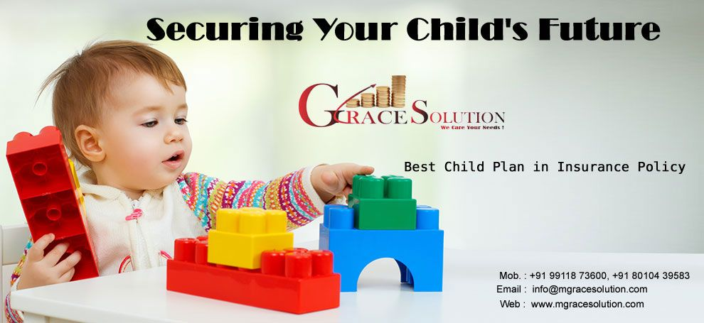 Best Child Plan In Insurance Policy Compare Child Education