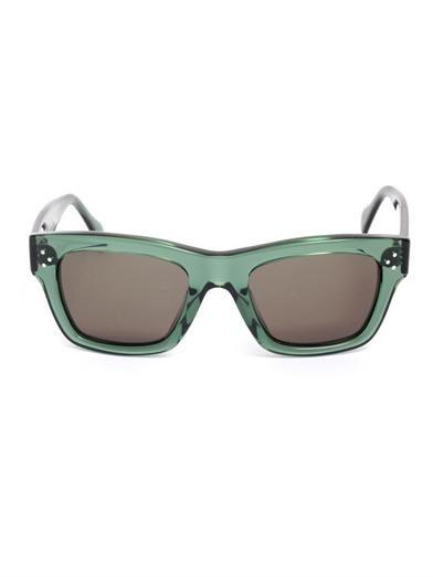 76b29d3a2fb6 Transparent square sunglasses