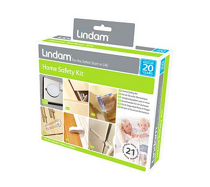 LINDAM HOME SAFETY KIT Voted one of the top 10 baby