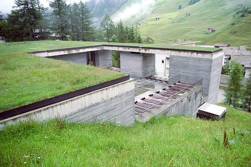 architectural retreat  therme vals  peter zumthor  switzerland - Spa Und Wellness Zentren Kreative Architektur