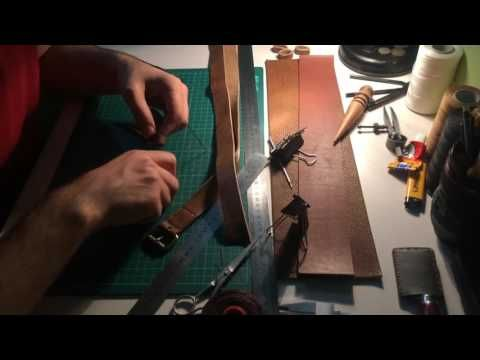 Photo of How to Make Handmade Leather Bags? – YouTube