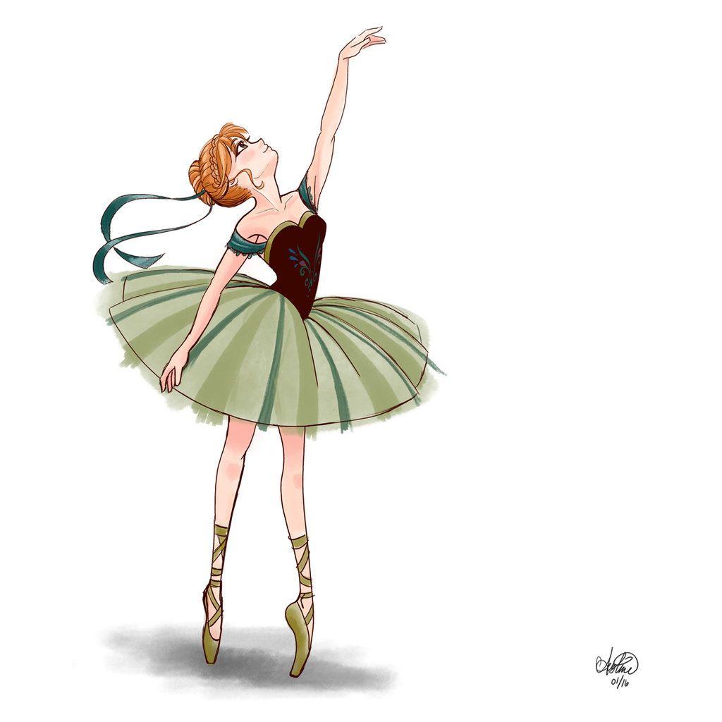 Disney Frozen 2 the movie Ballerina Gold +info