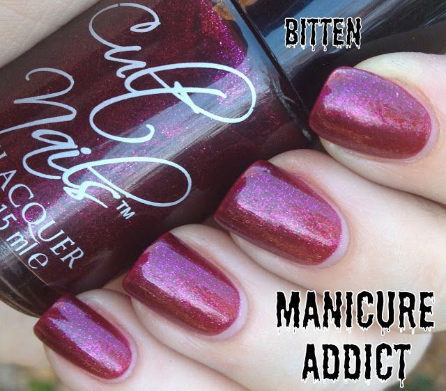Manicure Addict: Cult Nails Behind Closed Doors Collection