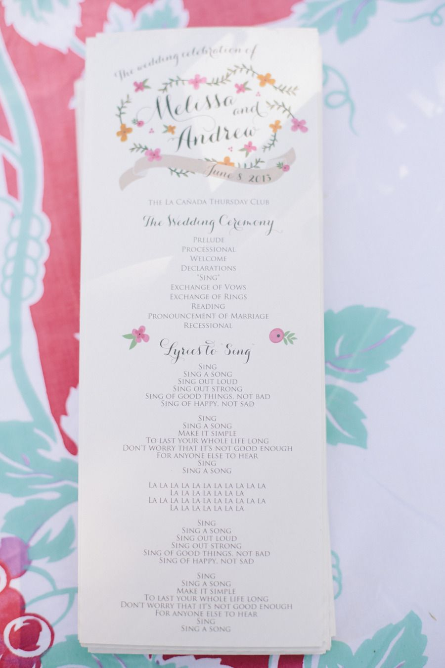 Spanish Mission Themed Wedding from onelove photography | Graphics ...