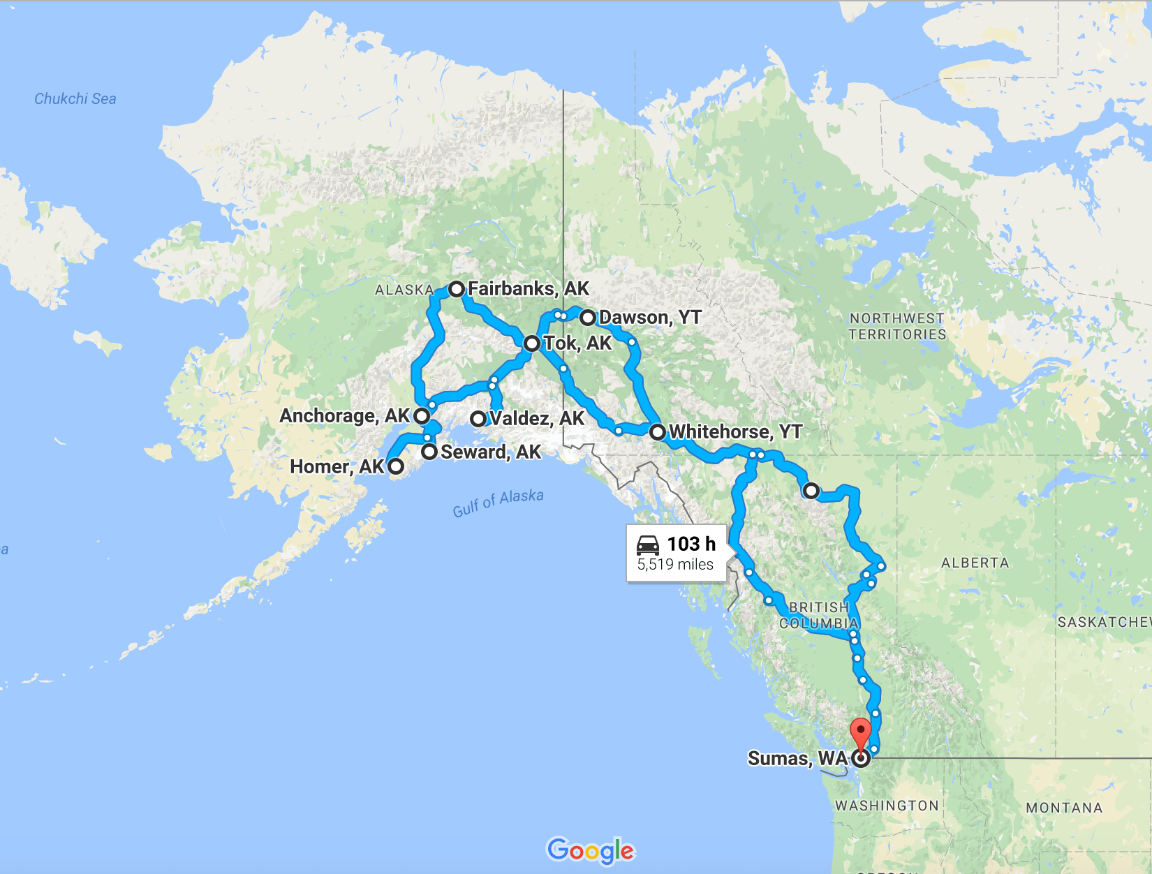 We crossed a major item off our travel bucket list last summer: we ...