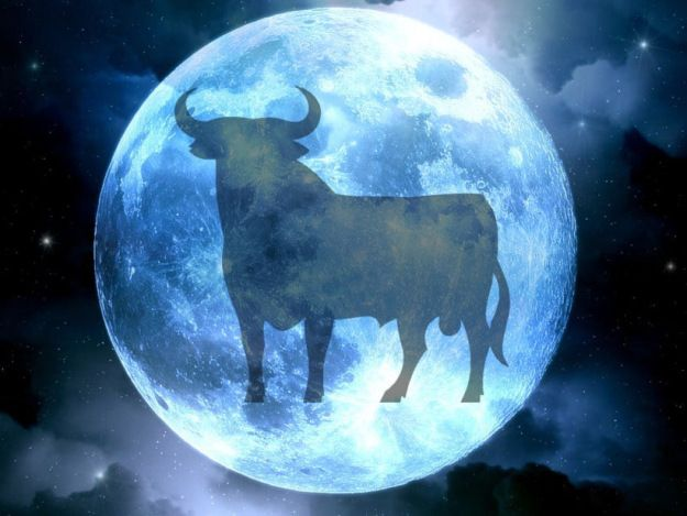 Image result for new moon taurus