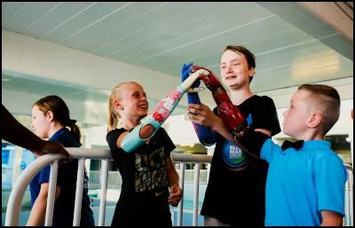 U.S. 3D Printed Bionic Limbs Expert Joins Science Festival
