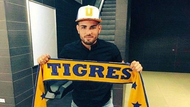 Andy Delort se une a Gignac en la delantera de los Tigres