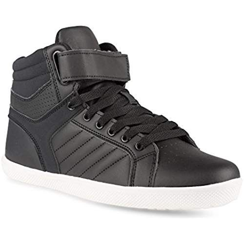 3217707b1 Influence Men's Rick High-Top Fashion Sneakers | Empower Youth Lyric ...