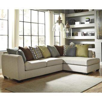 Furniture · Casheral 2-Piece Sectional and Chair | Nebraska Furniture Mart  sc 1 st  Pinterest : nebraska furniture mart sectional sofas - Sectionals, Sofas & Couches