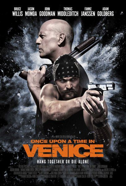 Once Upon A Time In Venice (2021)