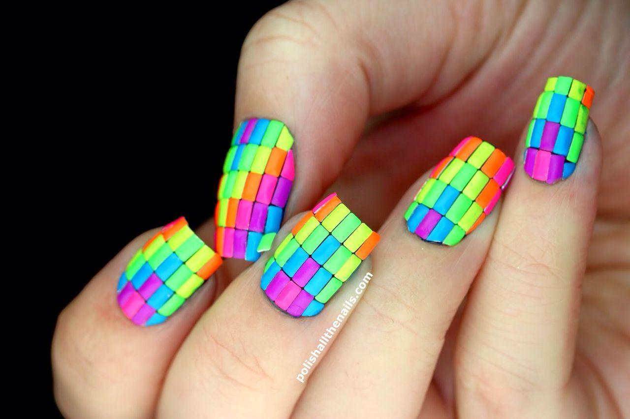 Yeahnailart Rainbowstoe Nailsgorgeous