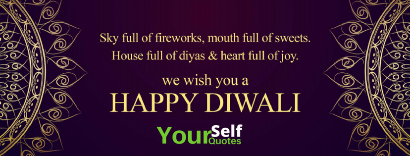 Happy Diwali Wishes Quotes for Friends and Family *{Deepavali}*