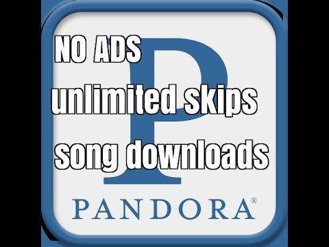 pandora apk download no ADS Pandora music, Music app, Ads