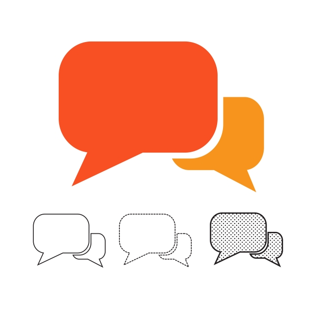 Speech Bubble Chat Vector Icon Chat Icons Bubble Icons Speech Icons Png And Vector With Transparent Background For Free Download Vector Icons Free Free Vector Illustration Vector Icons
