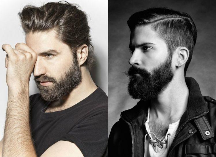 Bart Frisuren Produkte Styling Pflege Barttrends Bartlange Bartstile Fur Manner Haar Styling Barte Und Haare
