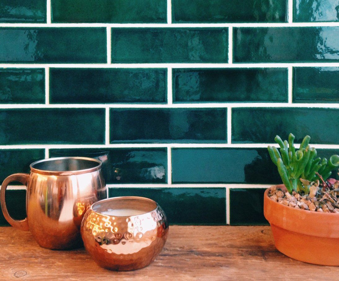 HowTo Clean Ceramic Tile Cleaning ceramic tiles, Green