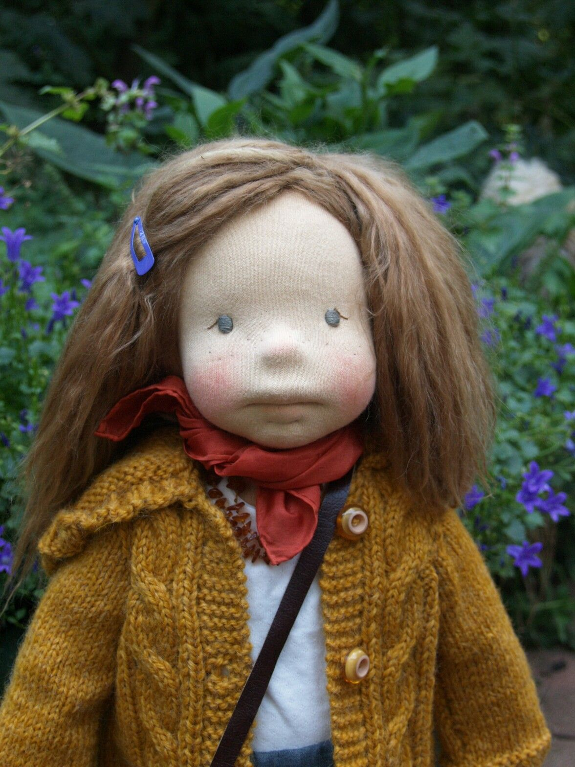 My Hermione made by Lalinda-dolls