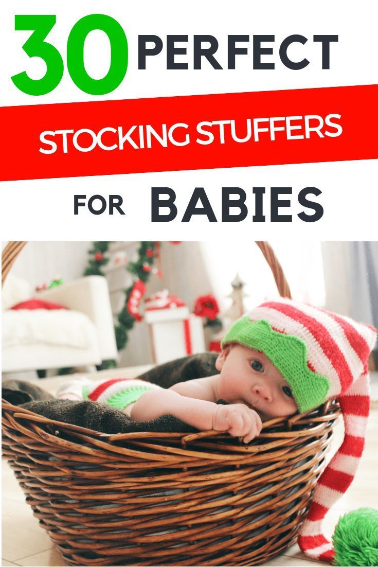 30 perfect stocking stuffer ideas for babies with images