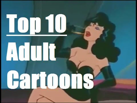 video Adult cartoon