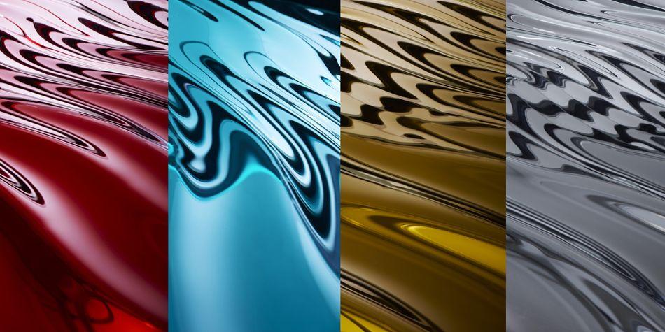 Generative Design Lasvit Liquidkristal By Ross Lovegrove Generative Design Generative Design