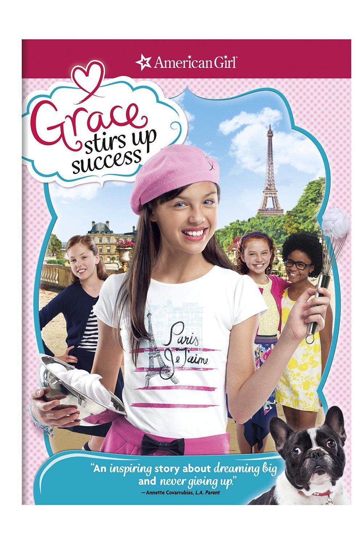 An American Girl Grace Stirs Up Success Olivia Rodrigo Eloise Webb Caitlin Carmichael Notlim Taylor Kri American Girl Girl Movies American Girl Furniture