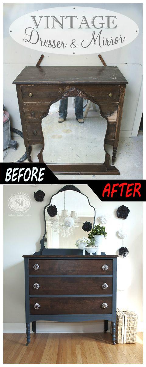 10 Excellent Furniture Makeover DIYs