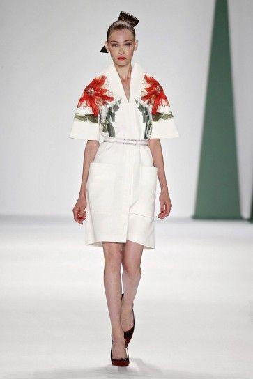 New York Fashion Week Carolina Herrera primavera-verano 2015   telva.com